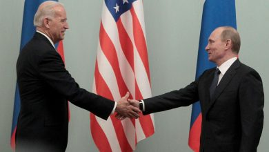 Putin congratulates Joe Biden on U.S. election victory