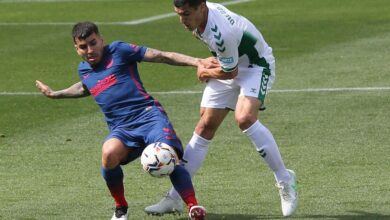 Atletico ekes out win at Elche to grow Liga lead to 5 points